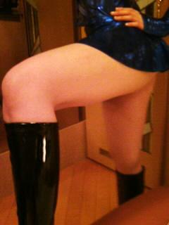 最強ヒロインの太腿
