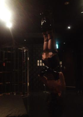 体重分散逆さ吊り
