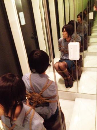 鏡の中のマゾ